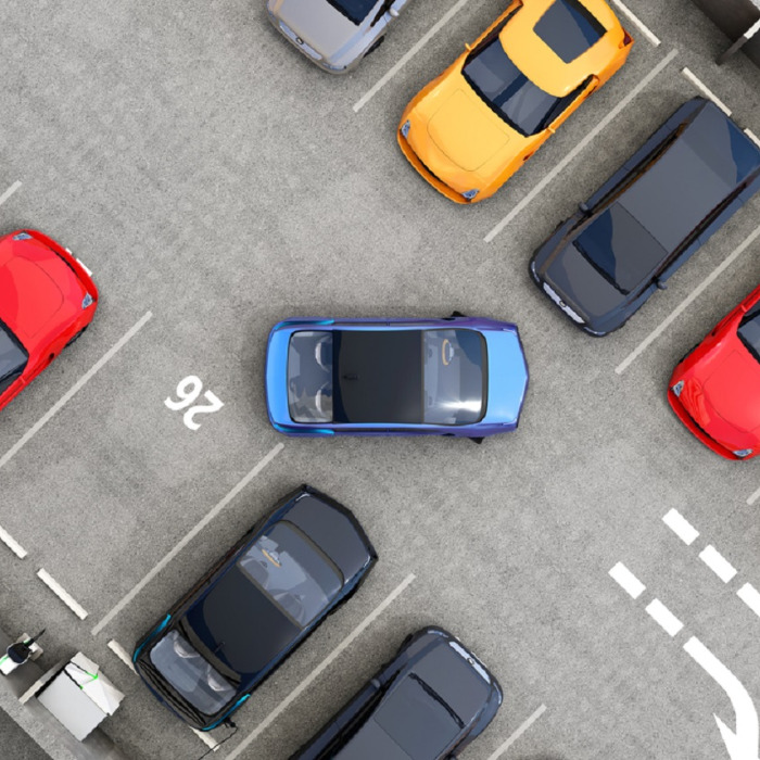 Chinese City Introduces Innovative Hungarian Smart Parking System