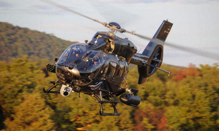 Airbus Sets up Helicopter Parts JV with Hungarian State