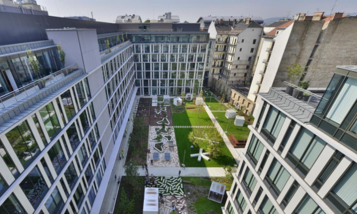 PROPERTY: Skanska Invests €65m in Budapest Office Complex