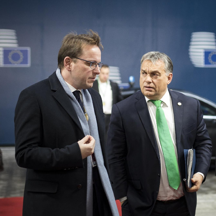 Hungary's Commissioner Candidate Wins European Parliament Approval